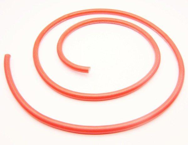 Motorsport Silikon Zündkabel rot Meterware - Der Motorsport Shop
